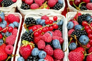 berries clean carbs hcg diet